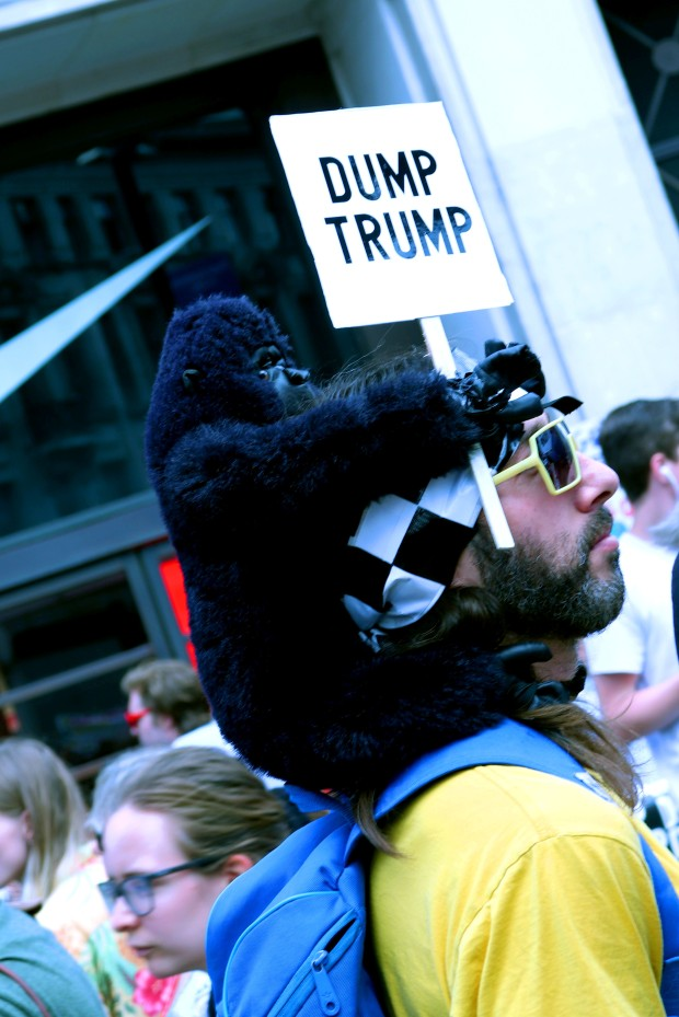 gorilladumptrump